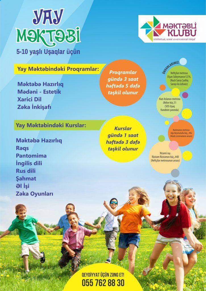 Yay Mektebi Poster